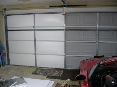 Garage Door Insulation Friendswood