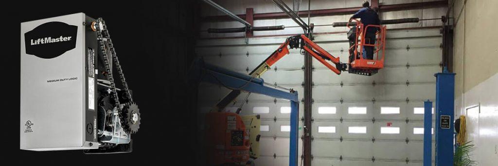 Commercial Garage Door Service Friendswood